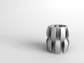 Shell Vase #4
