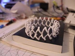 Twisty Bracelet