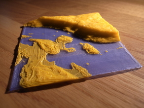 Terrain model of Sundvollen / Kleivstua, Norway