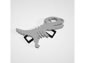 Dinosaur bones (POP Lace) - Bicolor compatible