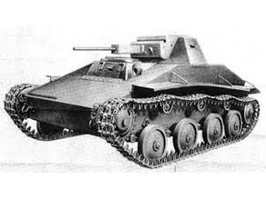 T-60 soviet Light tank