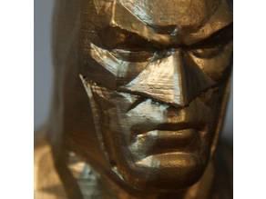 Batman Arkham Asylum Bust