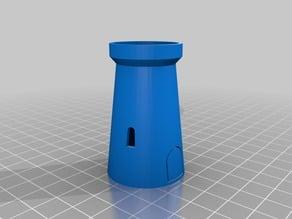 Mini Light-Up Lighthouse (Vertical STL)