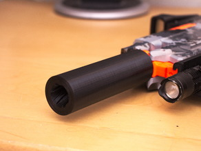 NERF Barrel extension