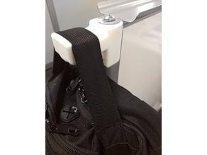 Backpack Hook for Steelcase Whiteboard Divider