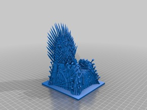 Business Card Throne for SLA/DLP