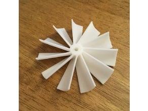 Fan Blade 60x10mm