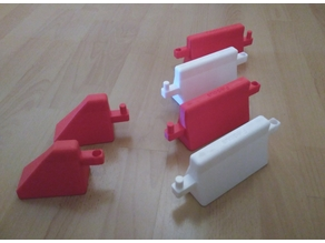Barrier for RC-Car 1/10