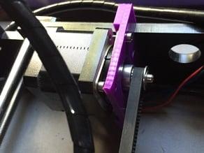 Hesine i3 - Y Axis Motor Mount for Astrosyn Damper