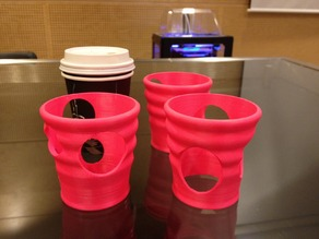 paper cup holders