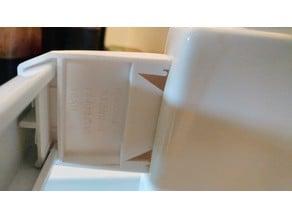 Frigidaire Refrigerator Door Shelf Clip