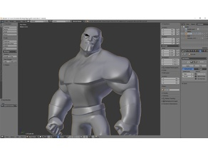 Drax Figurine v0.1t