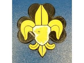 Scout lily - skautská lilie