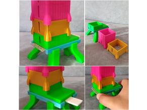 Carcarssonne Tile-Dispenser