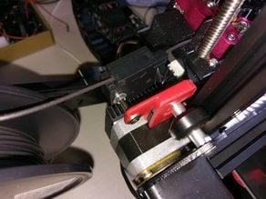 Filament Sensor Mount for Ender 3