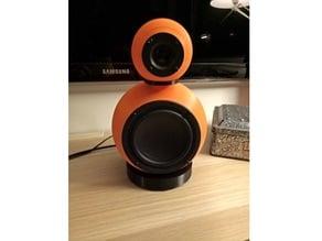 2 Way Orb Speaker