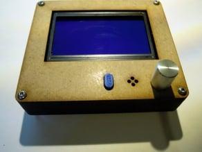 LaserCut RepRapDiscount Full_Graphic Smart Controller