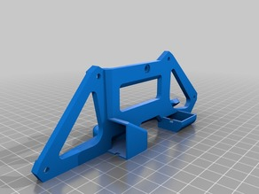 Dual Part Cooling Fan Mount / Shroud for Prusa i3 MK3S (Reinforced)