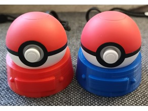 Pokeball Plus Stand