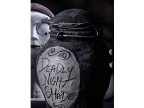 Deadly Nightshade Jar