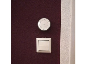 Ikea Trådfri Magnet Wall Holder v2