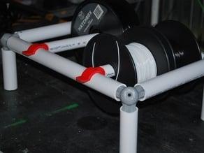 Filament Rack - Quick Change Filament Rack