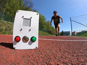 DIY Sprint Race Timing System with Arduino