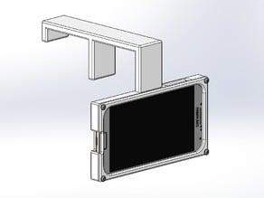Galaxy S4 Camera Mount for Qidi Tech/Flashforge Printers