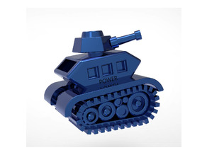 Mini Tank Miniature Toy