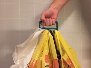 XtraGrip (Holds up to 4 plastic bags)