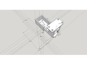 GW31ZY gear motor case