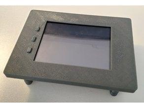 Raspberry Pi 3.2 inch BangGood touchscreen case