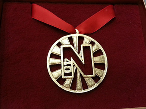 birhday medal