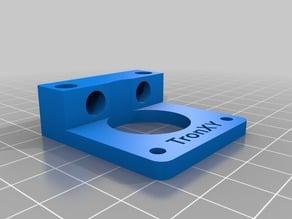 TronXY X1 v0.2 - Z axis stepper motor holder