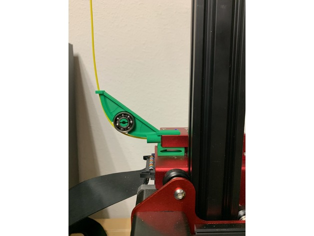 Creality CR-10s Pro Filament Feeder by cuhing - Thingiverse