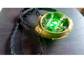 Eye of Agamotto remix for 2032 Batteries