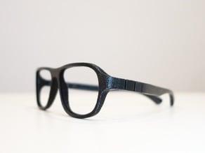 Lunettes | Glasses (Steve v2) VTO