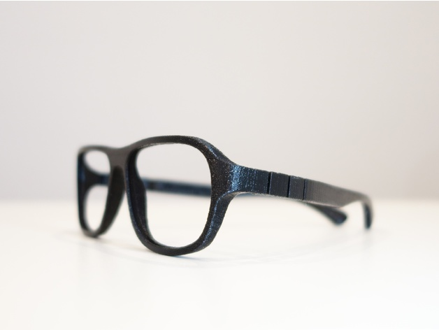 D Printed Glasses Thingiverse