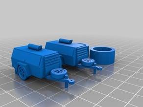Compressor Trailer