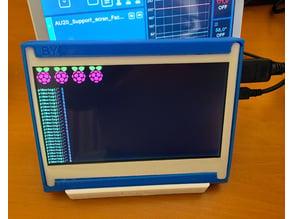 Support pour écran Waveshare 7 Pouces écran Tactile capacitif LCD HDMI 800x480