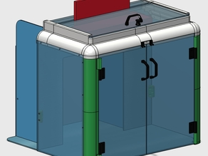 Mendel90 housing - enclosure