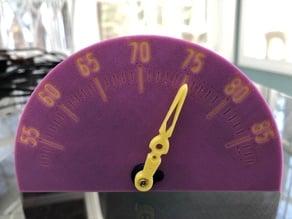 Servo Thermometer