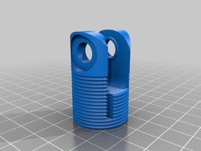 Ender 3 Y Belt Tensioner 1.3 upgraded - bolt upgrade