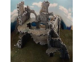 Ulvheim B2 - modular fantasy ruins