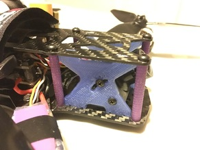 Monster Foxeer camera plate for Martian II