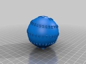 Ball of Pi - High Quality