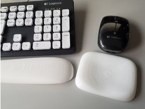 Wrist Rest for keyboard & mouse