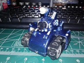 Tiny Slug - FPV RC Tiny Trak with LED lights