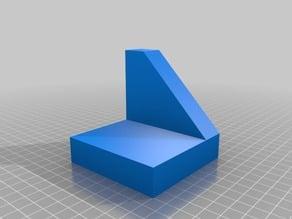 Figuras 3D para trabajar la obtención de vistas ortogonales XII