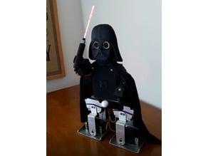 Darth Vader Biped-robot